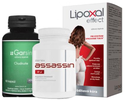 Alternativní tabletky na hubnutí