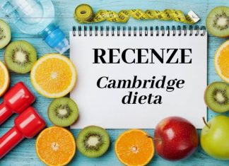 Recenze Cambridge dieta