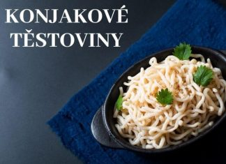 Konajkové těstoviny článek