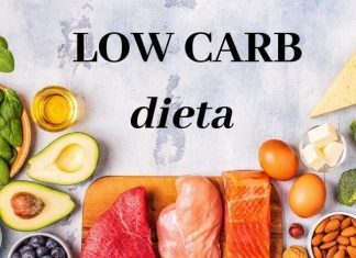 Low carb dieta titulná foto