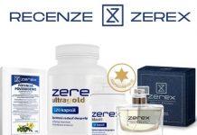Recenze a představení doplňků stravy značky ZEREX