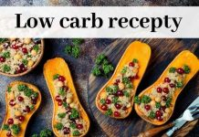 Low carb recepty
