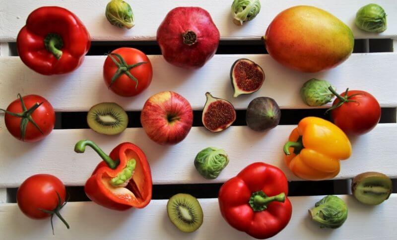 Ovoce není vhodné kombinovat se zeleninou