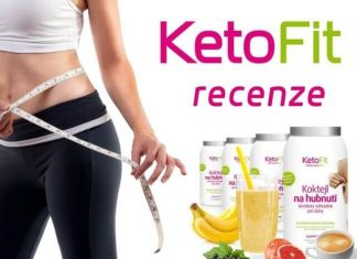 Recenze ketonové diety KetoFit