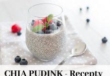 Tipy na recepty na chia pudink