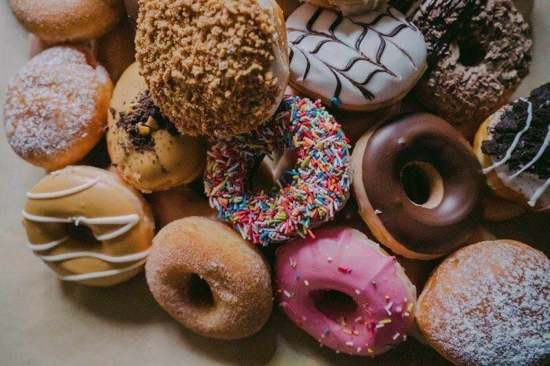 Sladkosti se snažte nahradit zdravou alternativou