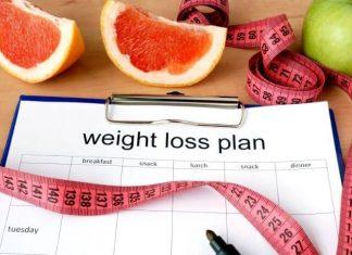 Jak zhubnout za 1 měsíc, tipy a triky
