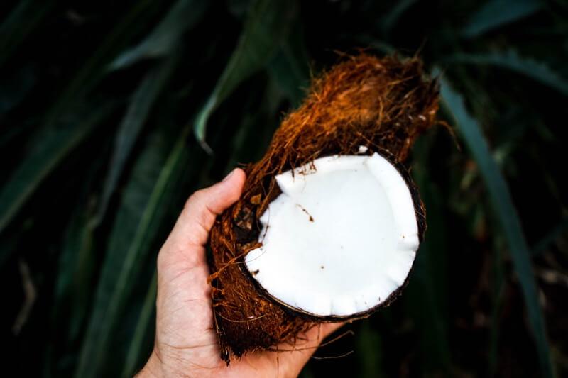 Kokos vám pomůže zhubnout břicho