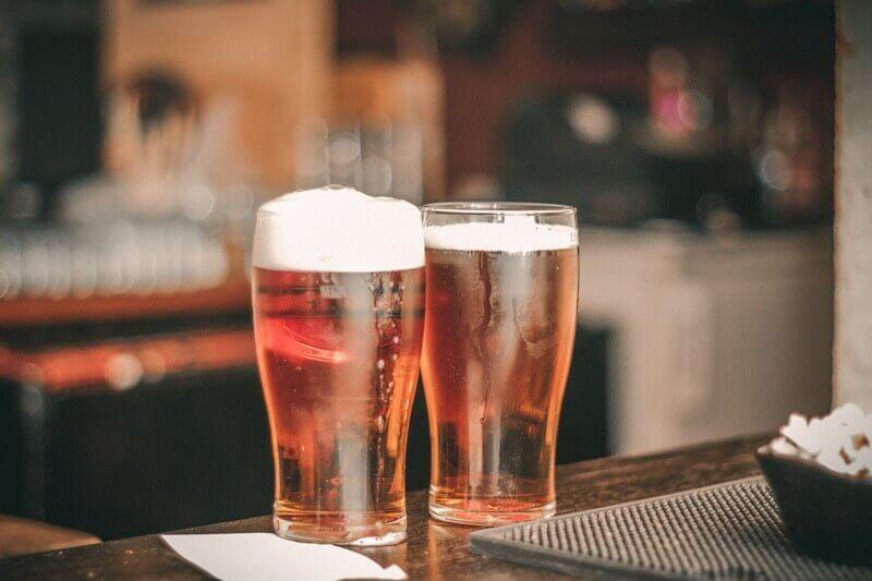 Pivo vám nepomůže zhubnout břicho