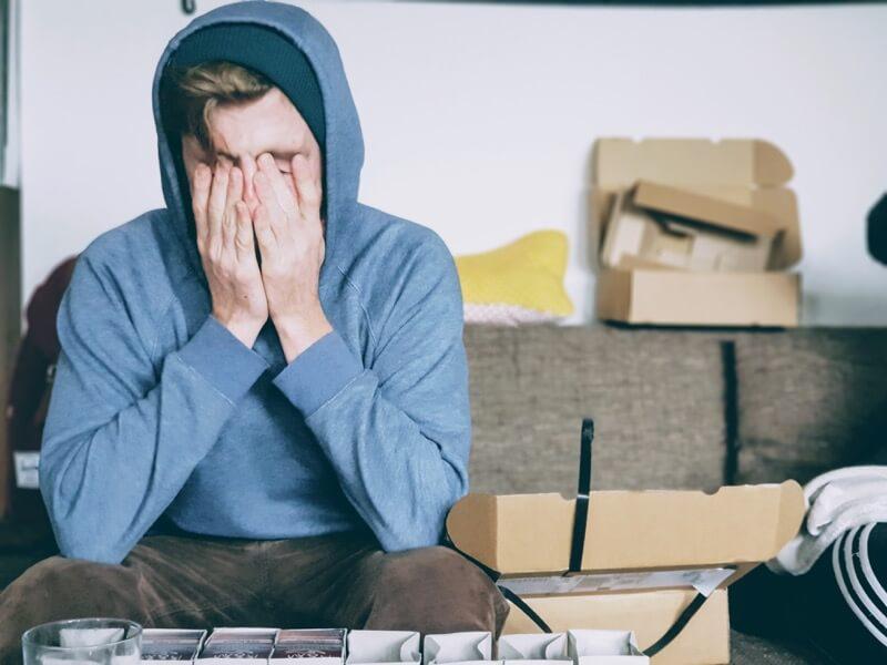Snažte se vyhnout stresu, který zvyšuje chuť k jídlu
