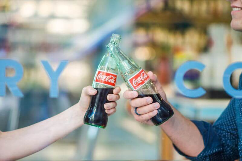 Vyhněte se slazeným nápojům jako je coca cola, fanta, sprite