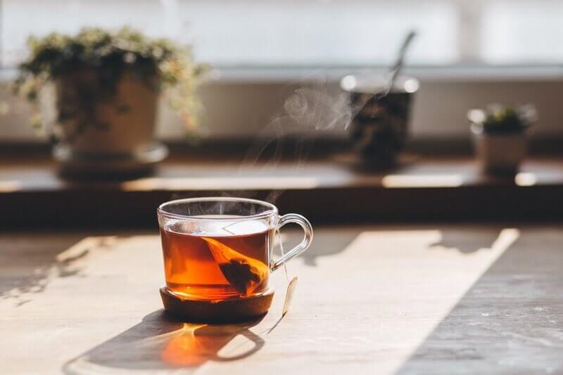 zelený čaj na podporu zhubnutí břicha
