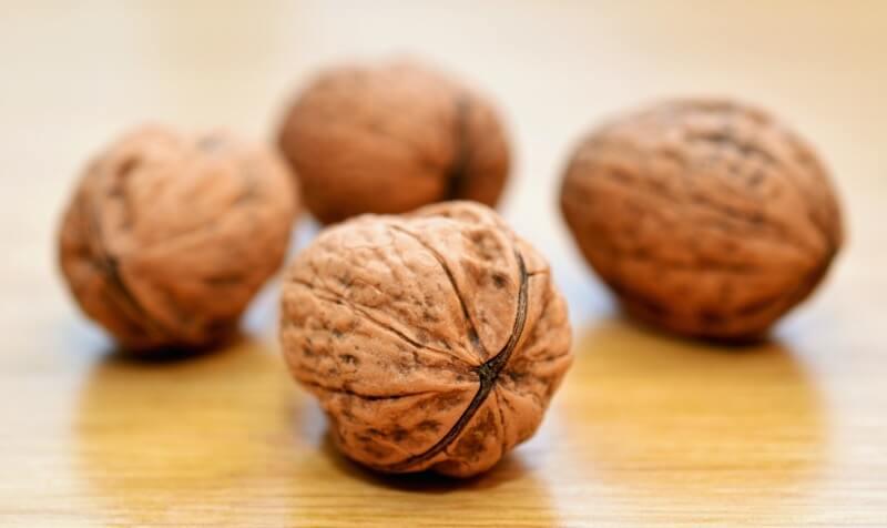 Ořechy jsou vděčným a zdravým paleo snackem