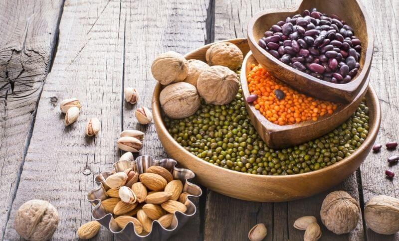 Bílkovinové těstoviny z luštěnin obsahují více sacharidů než těstoviny z pšeničného lepku